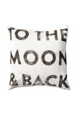 To the Moon & Back Pillow