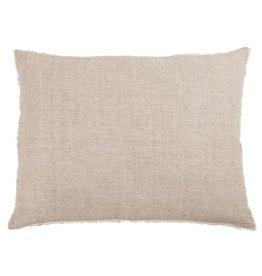 Logan Big Pillow with Insert - Terracotta