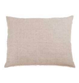 Logan Big Pillow with Insert - Terracotta