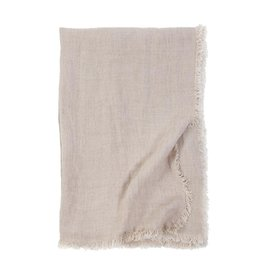 Laurel Oversized Throw Blush