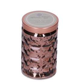 Afternoon Retreat Copper Glass Candle 103