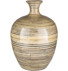 Cane Garden Short Vase