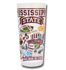 Mississippi State Glass