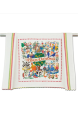 12 Days of Christmas Dish Towel