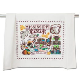 Mississippi State Dish Towel