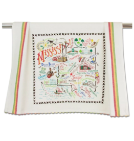 Mississippi Dish Towel
