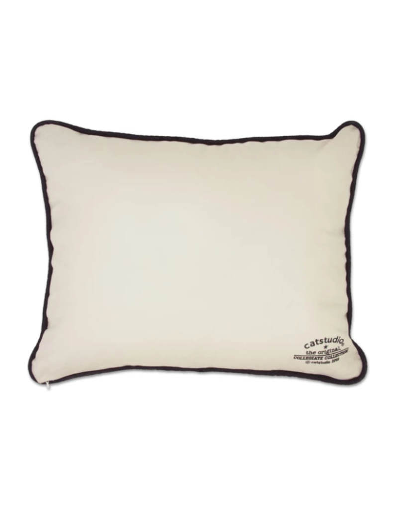 Mississippi State Pillow