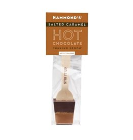 Chocolate Salted Caramel Dunking Spoon