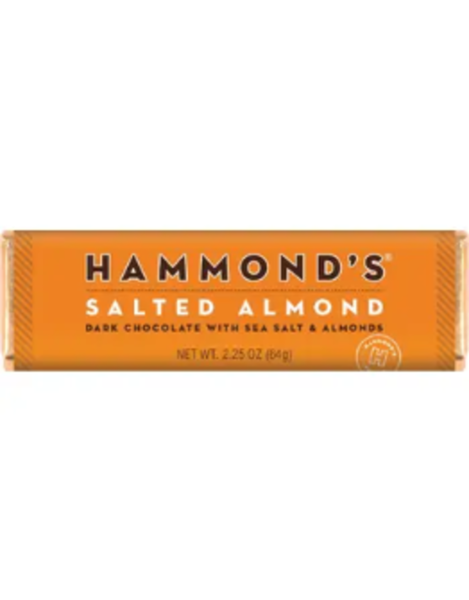 Salted Almond Chocolate Bar
