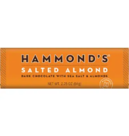 Salted Almond Chocolate Bar