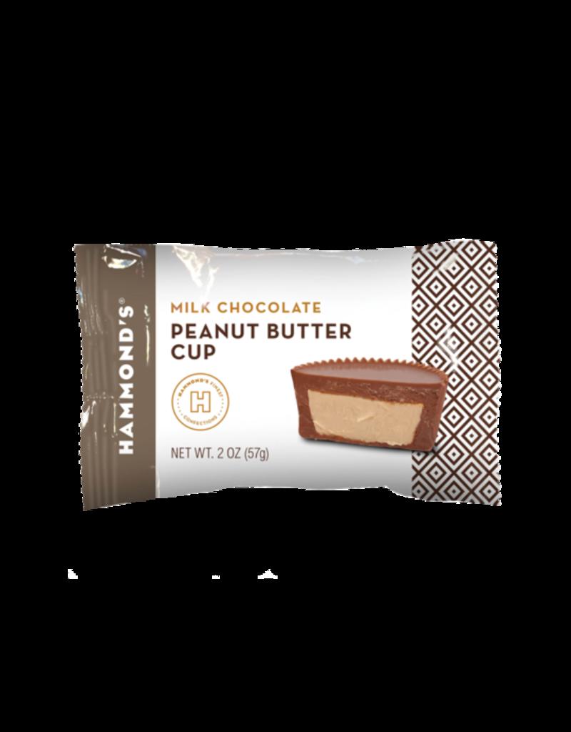 Milk Chocolate Peanut Butter Cup 2oz