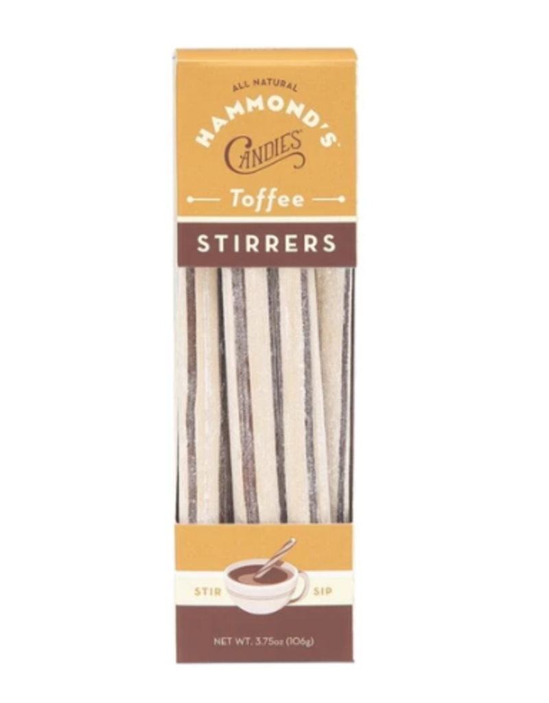Toffee Cocoa Stirrers