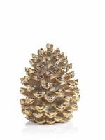 """Gold Decorative Pine Cone 16"""""""