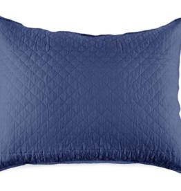 Hampton Navy Big Pillow with Insert