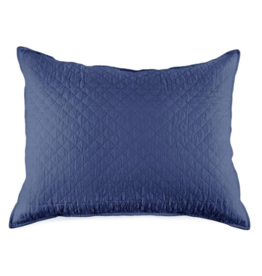 Hampton Navy Big Pillow with Insert