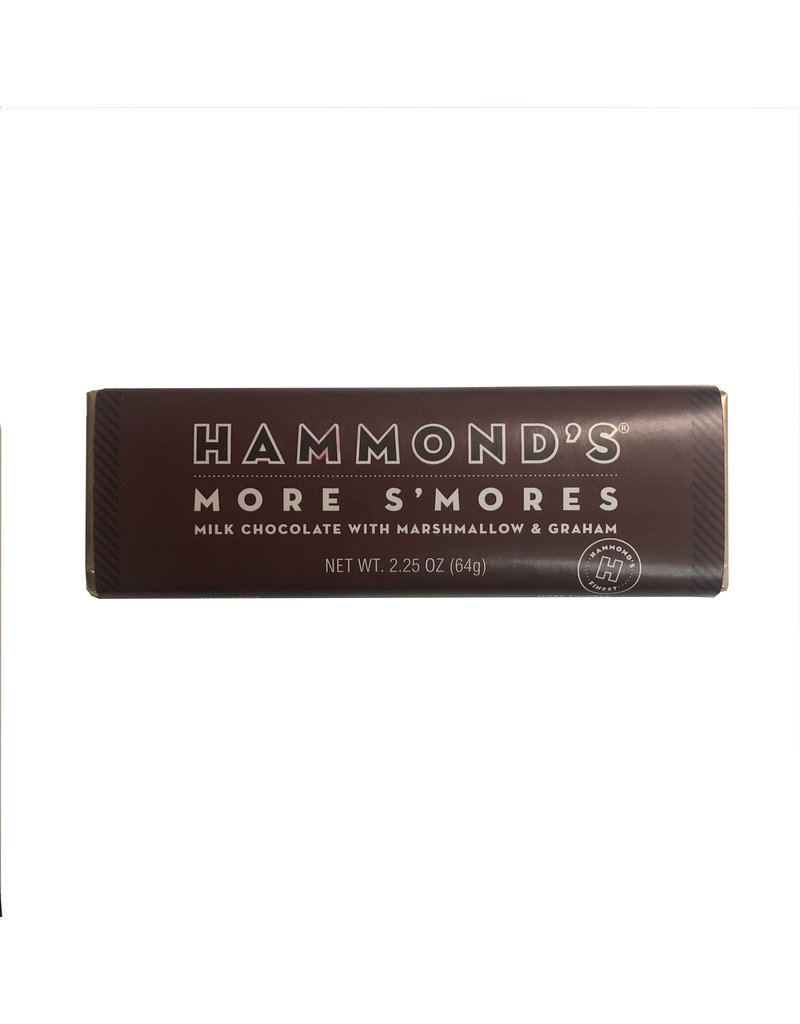 S'mores Milk Chocolate Candy Bar