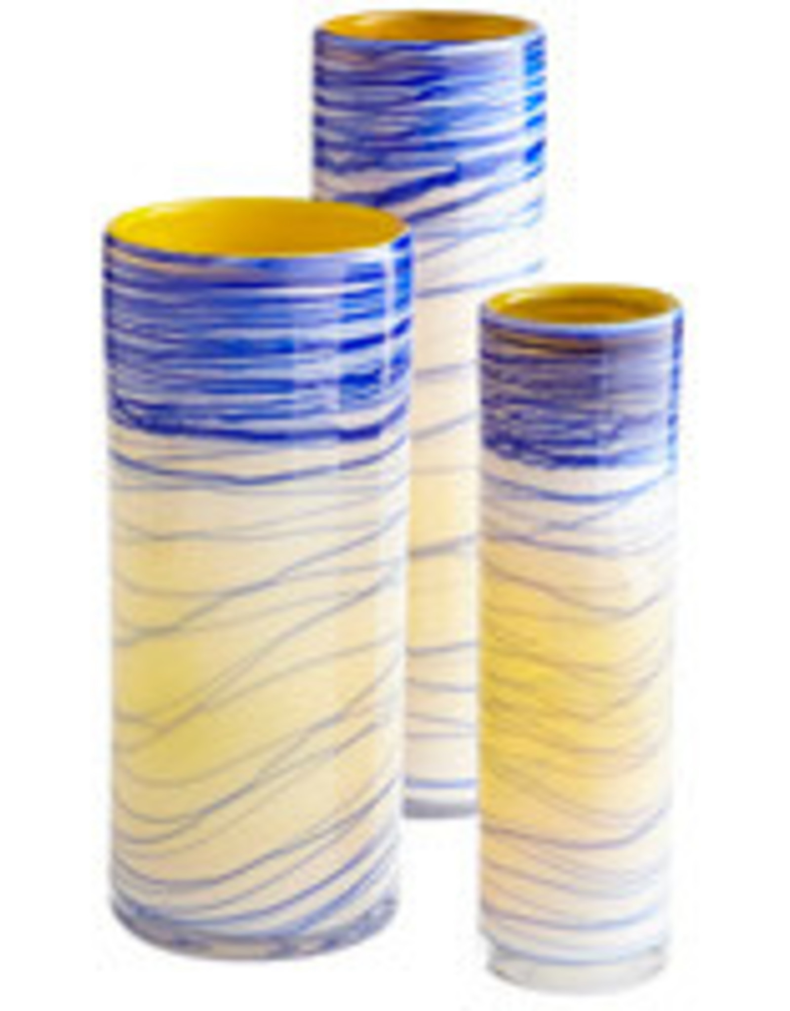 Electric Wave Vase