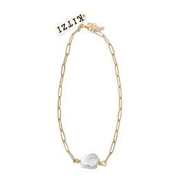 Metal Necklace Short