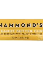 Peanut Butter Cup Dark Chocolate Candy Bar