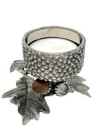 St. Anton Pewter Tealight Holder