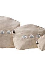 Natural Cosmetic Bag