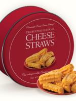 Cheese Straws 16 OZ Red Tin