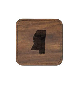 Coasters State MS set of 4