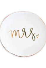 Mrs. Jewelry Dish