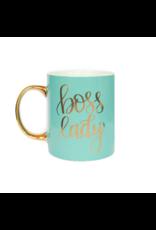 Mint Boss Lady Coffee Mug