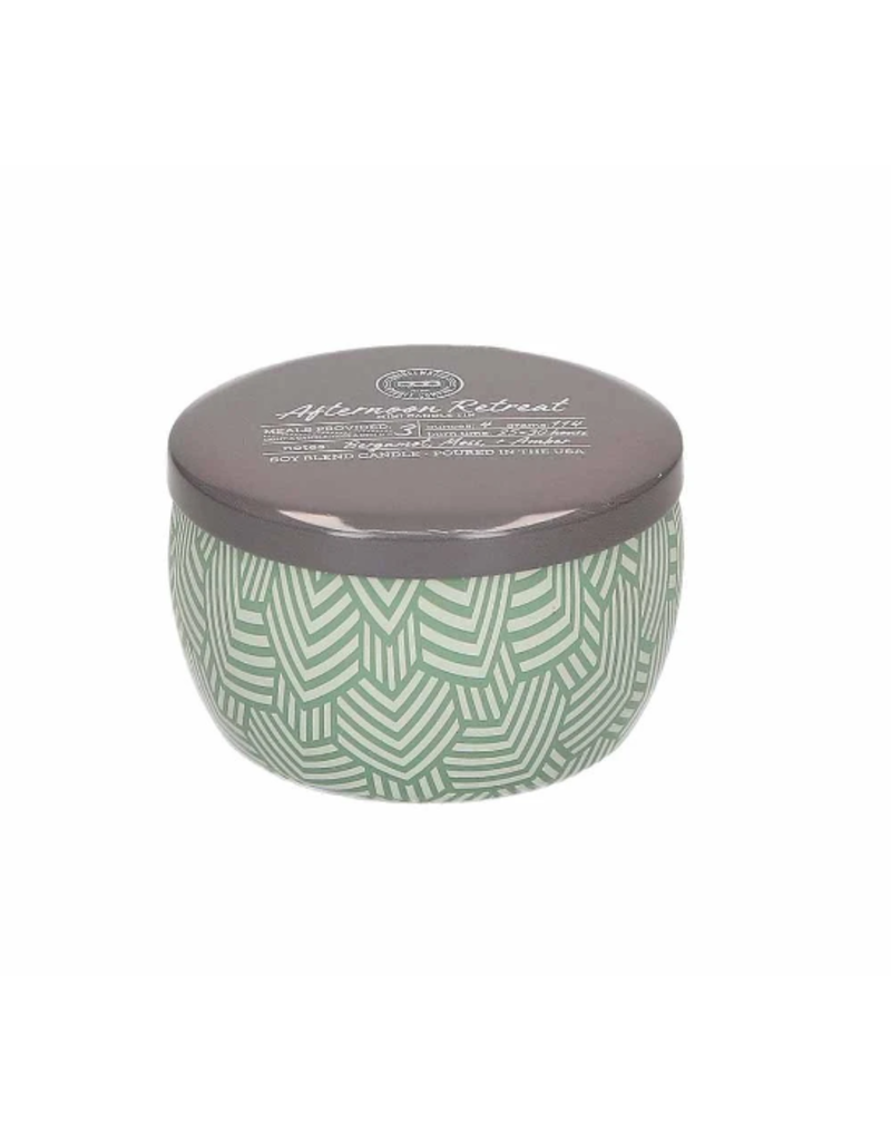 Afternoon Retreat Travel Candle Tin