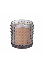 Hobnail Glass Candle Sweet Grace 031