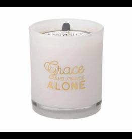 Grace Alone Candle