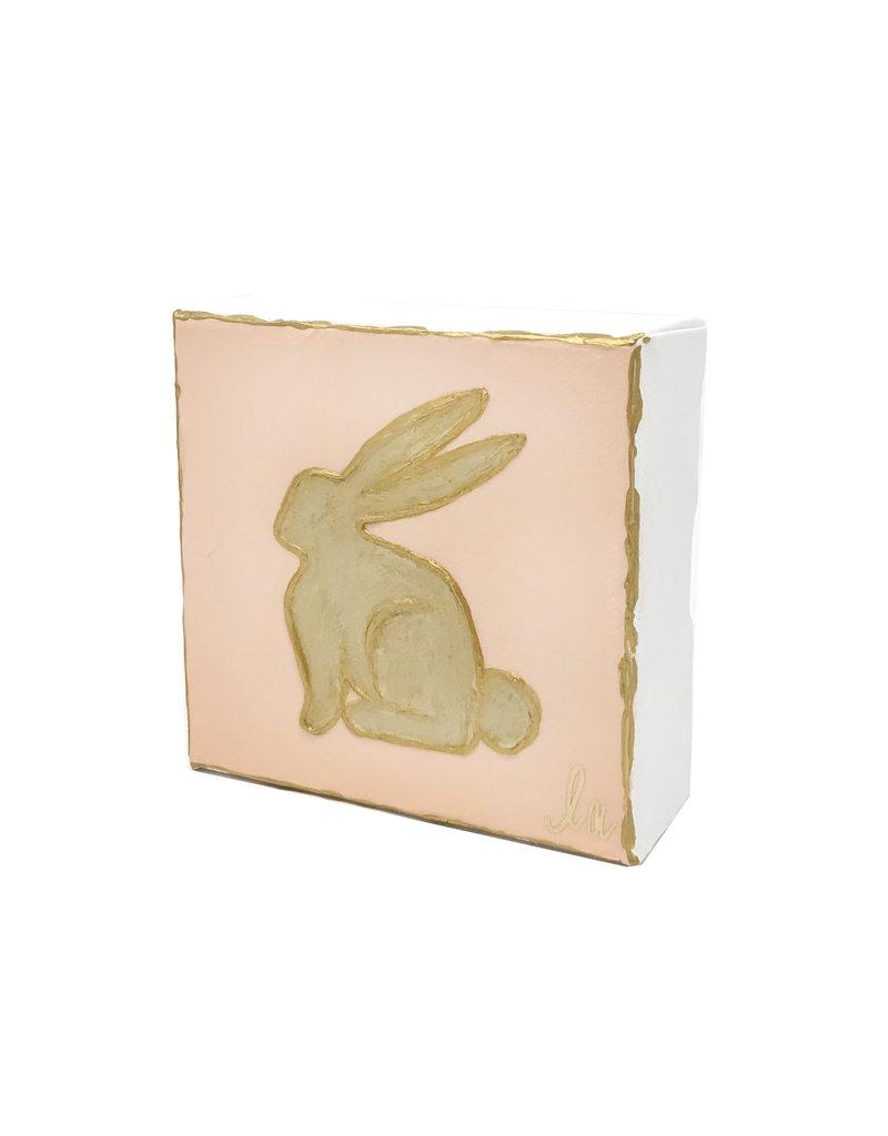 4x4 Bunny Art