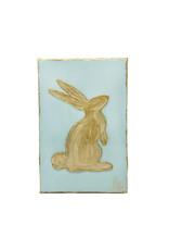 4x6 Bunny Art