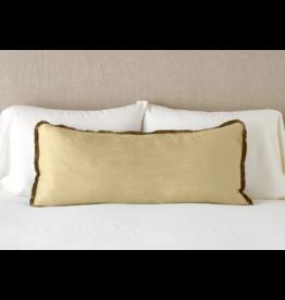 Paloma Lumbar Throw Pillow Honeycomb
