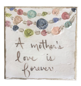 4x4 Art Mother's Love is Forever