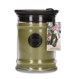 Azalea and Oak Small Jar Candle