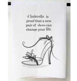 Cinderella Flour Sack Towel