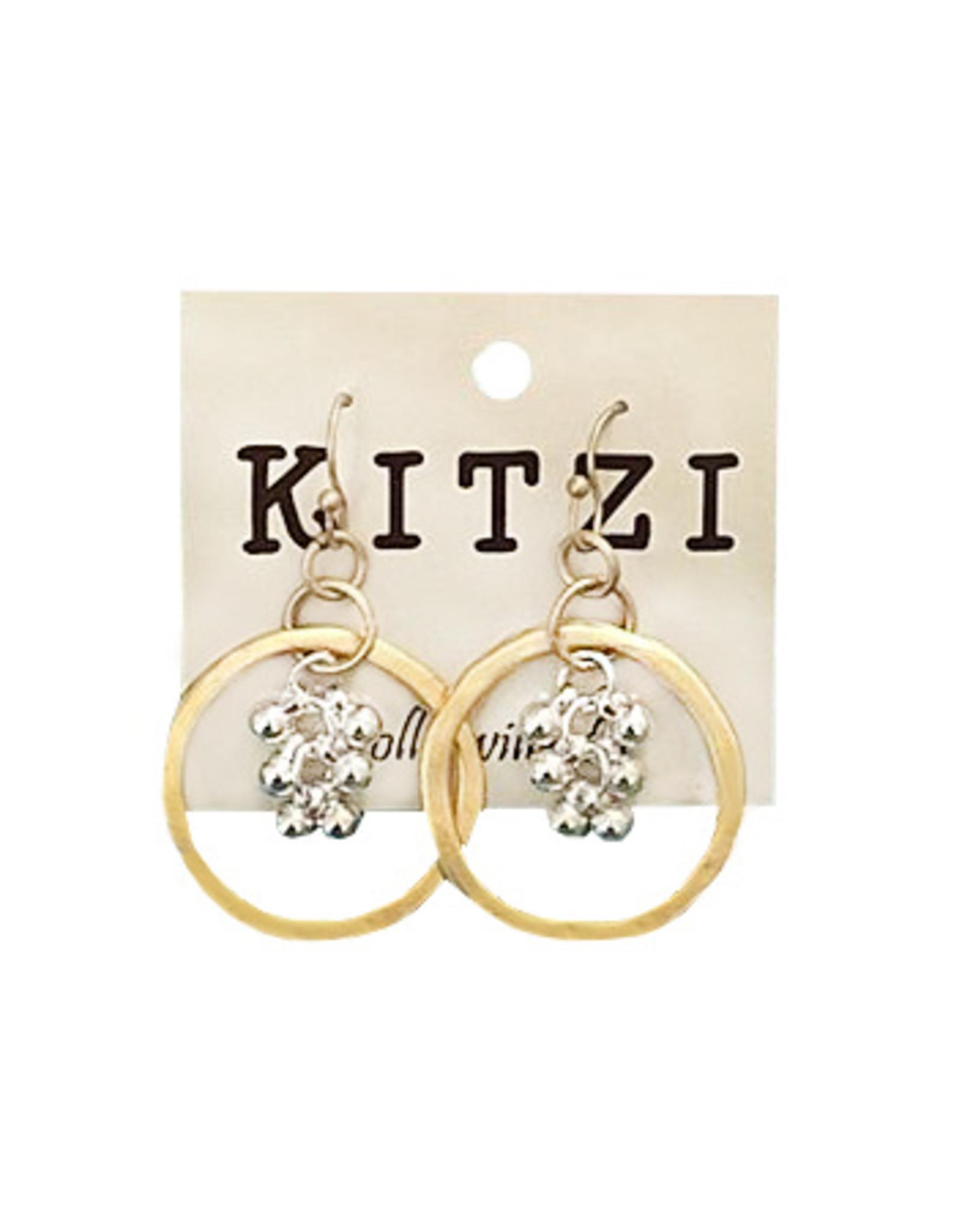 Gold Jingle Earrings