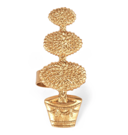 Topiary Napkin Ring
