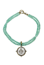 MC Harmony Necklace- Aquamarine
