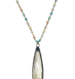 MC Snowdrop Necklace Caribbean