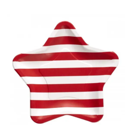 Americana Plate 8 Count
