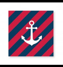 Ahoy Matey Beverage Napkin