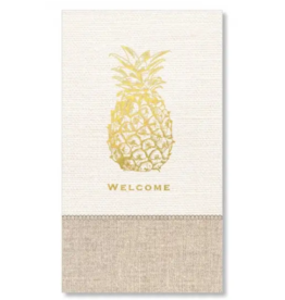 Welcome Pineapple Lunch Napkin