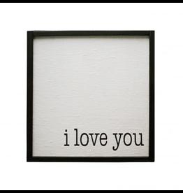 eva belle love you linen