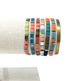 Sherbert Stack Bracelet