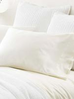 Silken Solid King Pillowcase (Pair)