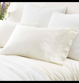 Silken Solid King Pillowcase