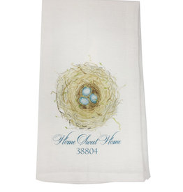 Nest Home Sweet Home Dishtowel